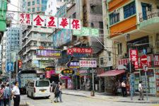 香港② 旺角(モンコック)尖沙咀(ティムサーツイ)あたり SIGMA dp2 30mm