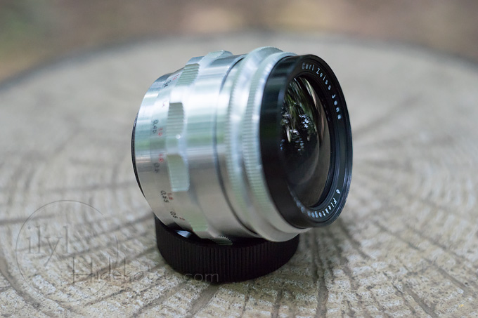 初代Flektogon Silver  35mm F2.8