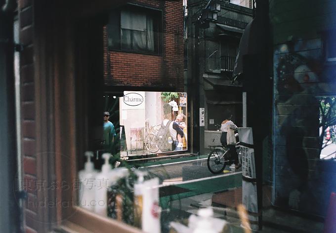 フィルムカメラでFlektogon Zebra 35mm