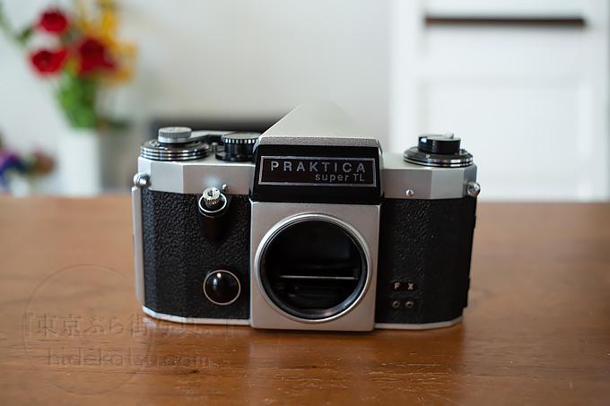 フィルム始めます ド級の初心者の初めてのフィルムカメラ praktica