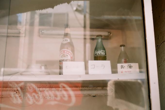 新旧の描写を楽しめるFlektogon F2.4 35mmをフィルムカメラで in 谷中