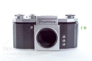 New フィルムカメラ!! 厳選して購入した「Praktica KW」趣きと手間が写真に写りそう!