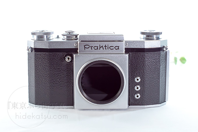 "New film camera! !  Selected and purchased ""Praktica KW"""