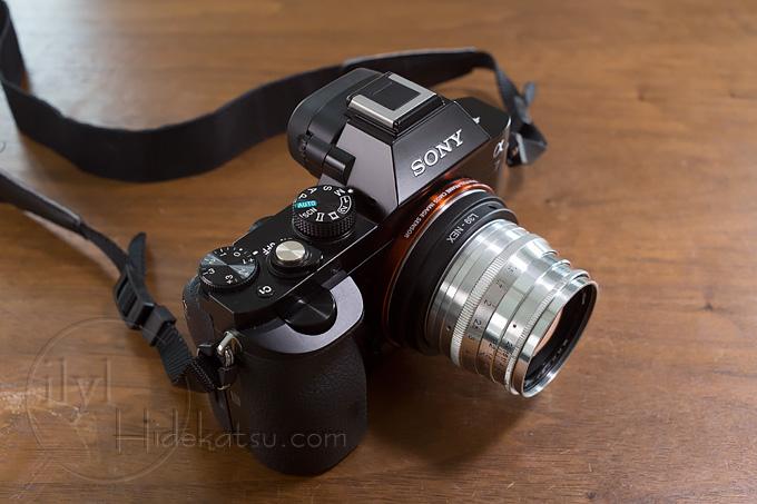 Jupiter-8 50mm F2 0 – Repaired lenses test shoots – - Old
