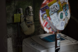 "Carl Zeiss Jena / Sonnar 135mm F3.5, a name that remains beyond the era ""Sonnar"" in Shimokitazawa"