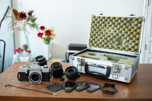 A bulk purchase to get a good deal on a new film camera! miscellaneous impressions about PRAKTICA MTL5 and MTL3